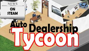 Auto Dealership Tycoon cover