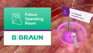 B. Braun Future Operating Room cover