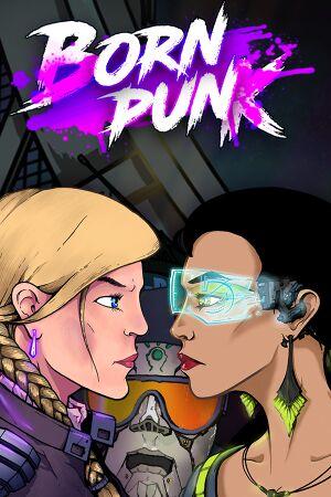 Born Punk cover