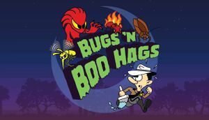 Bugs 'N Boo Hags cover