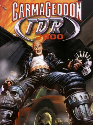 Carmageddon TDR 2000 cover