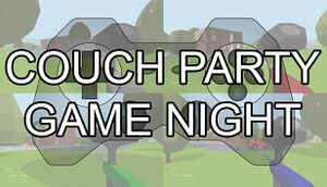 Couch Party Game Night cover