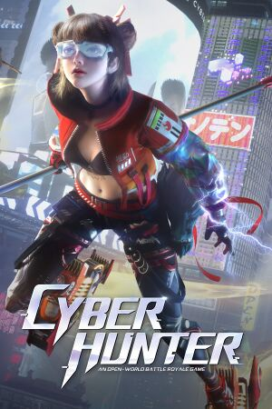 Charged tank/Cyber Hunter cover