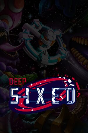 Deep Sixed cover