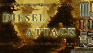 Diesel Attack cover