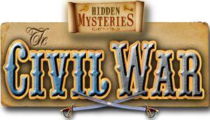 Hidden Mysteries: Civil War cover