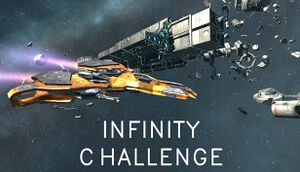 Infinity Challenge cover