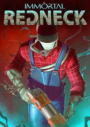 Immortal Redneck cover