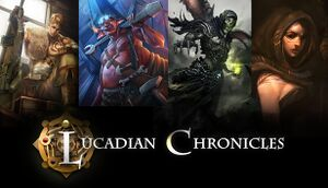 Lucadian Chronicles cover