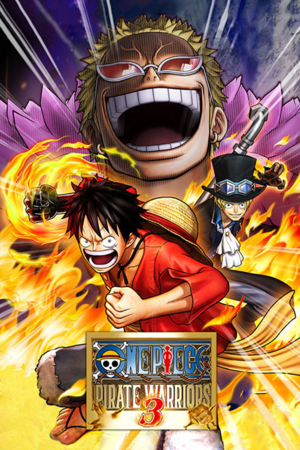 One Piece: Pirate Warriors 3 cover