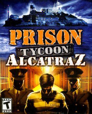 Prison Tycoon Alcatraz cover