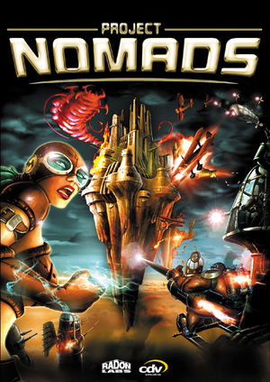 Project Nomads cover