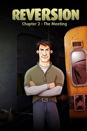 Reversion - The Meeting (2nd Chapter) cover
