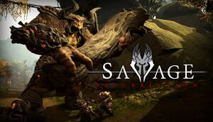 Savage Resurrection cover