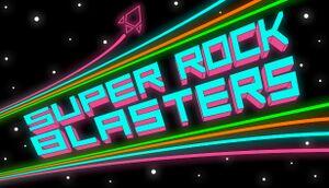 Super Rock Blasters! cover