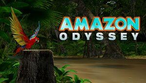 Amazon Odyssey cover