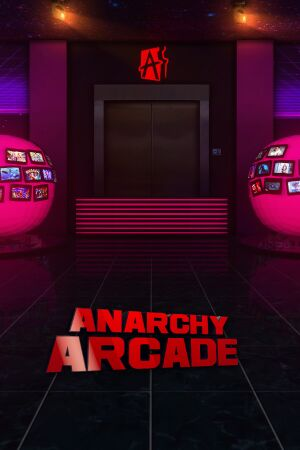 Anarchy Arcade cover