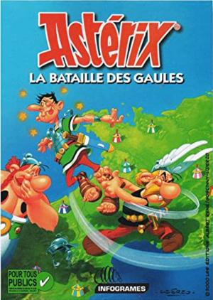 Asterix: The Gallic War cover