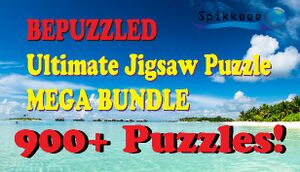 Bepuzzled Ultimate Jigsaw Puzzle Mega Bundle cover