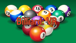 Billiard: VR cover