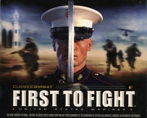 Close Combat: First to Fight cover