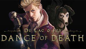 Dance of Death: Du Lac & Fey cover