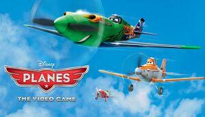 Disney Planes cover