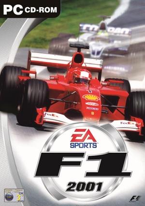 F1 2001 cover
