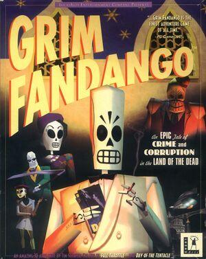 Grim Fandango cover