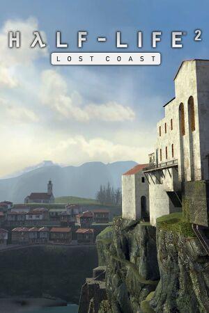 Half-Life 2: Lost Coast cover