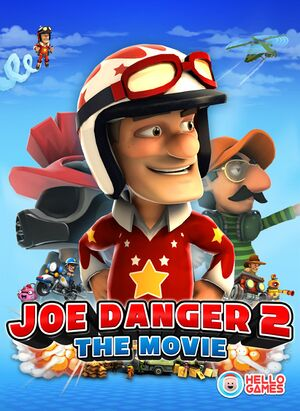 Joe Danger 2: The Movie cover