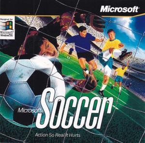 Microsoft Soccer cover
