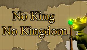 No King No Kingdom cover