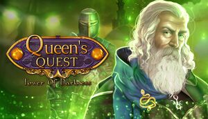 Queen's Quest: Tower of Darkness cover