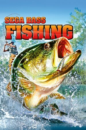 Sega Bass Fishing cover