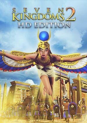 Seven Kingdoms 2 HD cover