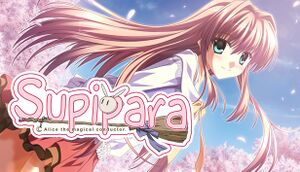 Supipara - Chapter 1 Spring Has Come! cover