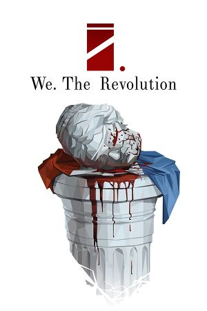 We. The Revolution cover