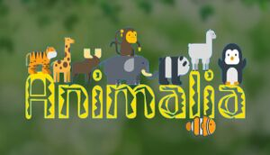 Animalia - The Quiz Game cover