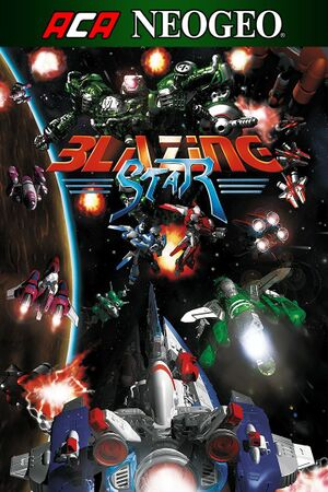 Blazing Star cover