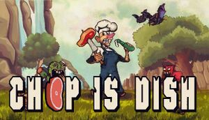 Chop is dish cover