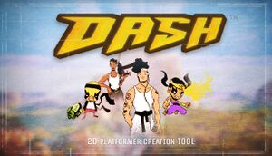 DASH: Danger Action Speed Heroes cover