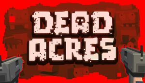 Dead Acres cover
