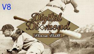 Digital Diamond Baseball V8 cover