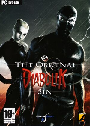 Diabolik: The Original Sin cover