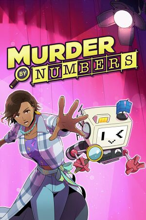 Murder by Numbers cover
