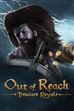 Out of Reach: Treasure Royale cover