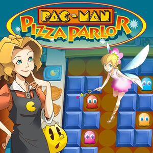 Pac-Man Pizza Parlor cover