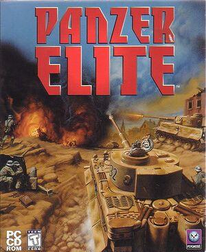 Panzer Elite cover