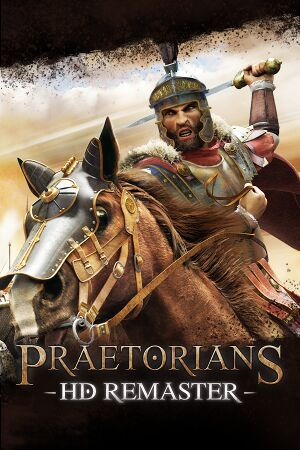 Praetorians HD Remaster cover